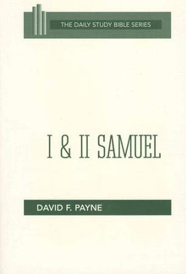 1 & 2 Samuel: New Daily Study Bible [NDSB]   -     By: David Payne