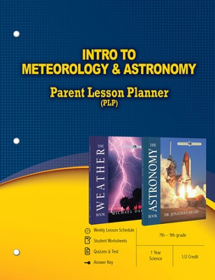 Intro to Meteorology & Astronomy Parent Lesson Plan - PDF Download  [Download] -