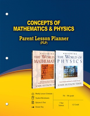 Concepts of Mathematics & Physics Parent Lesson Plan - PDF Download  [Download] -