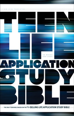 Teen Life Application Study Bible NLT - eBook  -