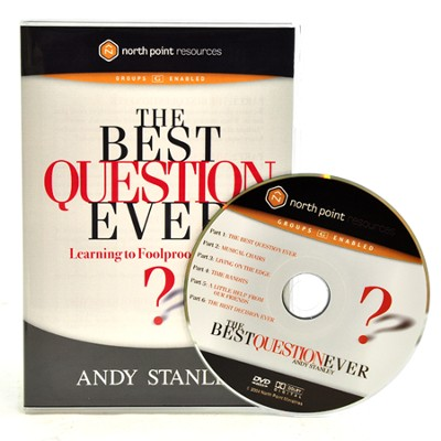 The Best Question Ever, DVD   -     By: Andy Stanley