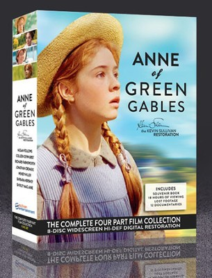 Anne of Green Gables: The Kevin Sullivan Restoration, 8-DVD Set   -