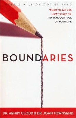 Boundaries: When to Say Yes, How to Say No, to Take Control of Your Life - Slightly Imperfect  -     By: Dr. Henry Cloud, Dr. John Townsend