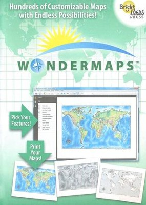 Wondermaps on CD-ROM   -