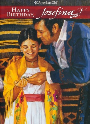 Happy Birthday, Josefina! Hardcover   -     By: Valerie Tripp