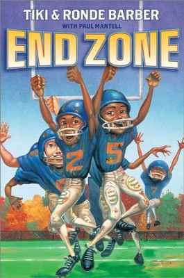 End Zone - eBook  -     By: Tiki Barber, Ronde Barber, Paul Mantell