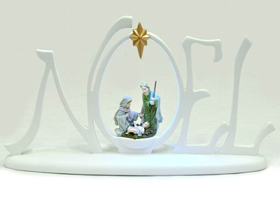 Noel Light Up Word Nativity  -