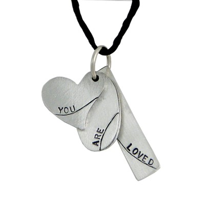 You Are Loved Necklace   -