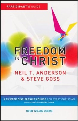 Freedom in Christ Workbook, 5-pack: A 13 Week Discipleship Course for Every Christian  -     By: Neil T. Anderson
