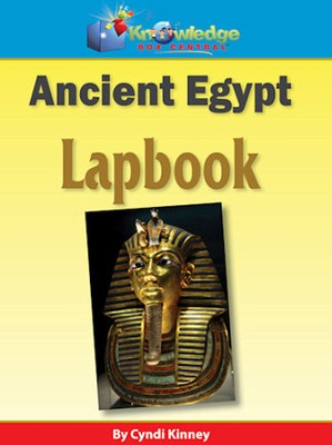 Ancient Egypt Lapbook  -     By: Cyndi Kinney