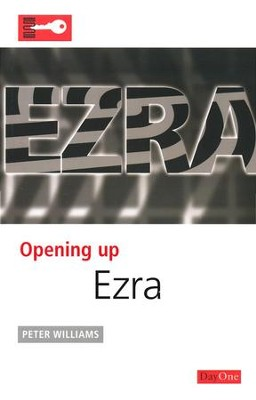 Opening up Ezra  -     By: Peter Williams