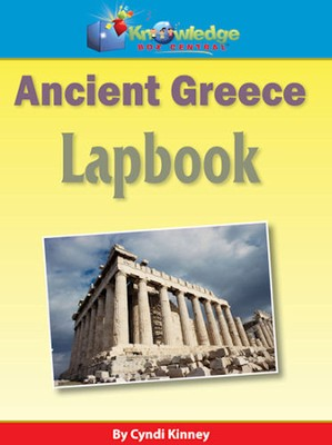 Ancient Greece Lapbook  -     By: Cyndi Kinney