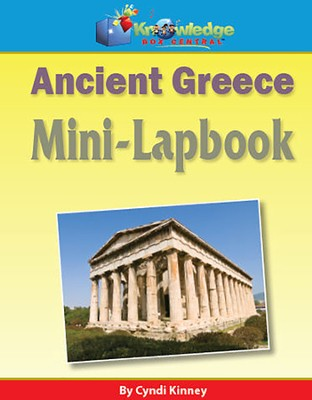 Ancient Greece Mini-Lapbook  -     By: Cyndi Kinney