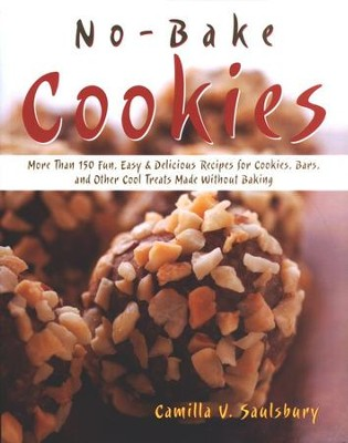 No-Bake Cookies  -     By: Camilla Saulsbury