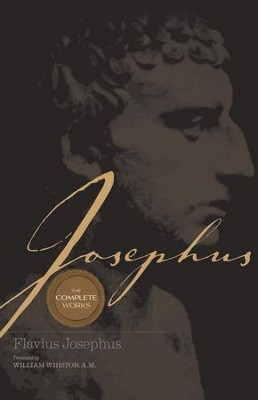 Josephus The Complete Works - Slightly Imperfect  -
