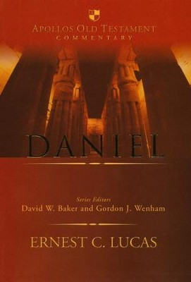 Daniel: Apollos Old Testament Commentary  [AOTC]  -     By: Ernest C. Lucas