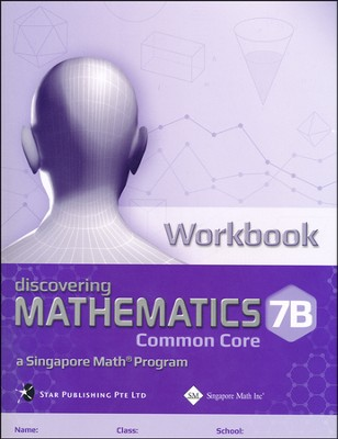 Dimensions Mathematics Workbook 7B (Common Core State Standards Edition)  -