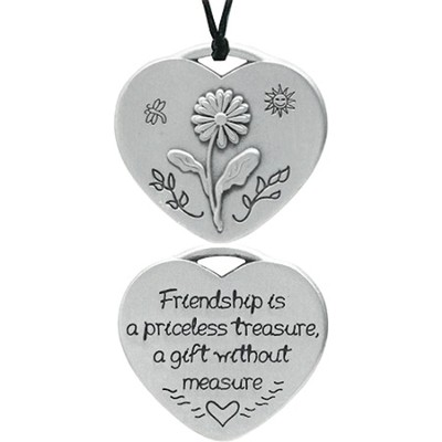 Friendship, Pocket Token or Wear as a Pendant  -