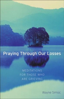 Praying Through Our Losses: Meditations for Those Who Are Grieving  -     By: Wayne Simsic