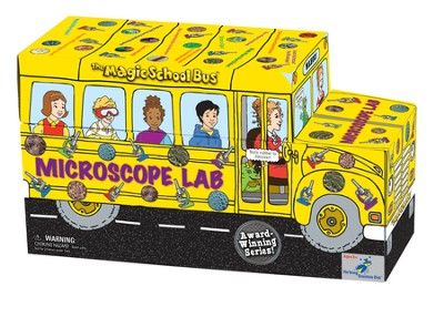 The Magic School Bus: Microscope Lab   -