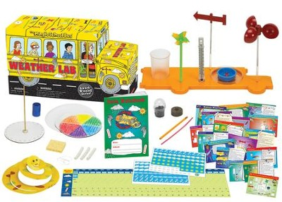 The Magic School Bus: Weather Lab   -