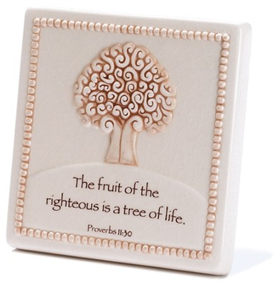 Tree of Life Plaque  -