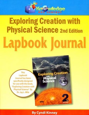 Apologia Exploring Creation With Physical Science 2nd Edition Lapbook Journal - Slightly Imperfect  -
