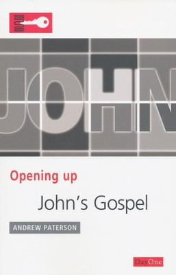 John's Gospel  -     By: Andrew Paterson