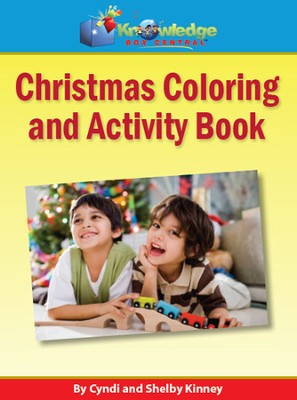 Christmas Fun Activity Book Holiday Fun  -     By: Cyndi Kinney, Shelby Kinney