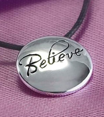 Believe Necklace  -