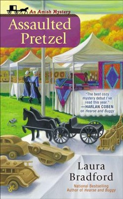 Assaulted Pretzel, An Amish Mysteries Series, Volume 2   -     By: Laura Bradford