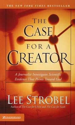 The Case For A Creator, Mass Market Edition, 6 copies   -     By: Lee Strobel