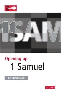 Opening up 1 Samuel  -     By: Jim Newheiser