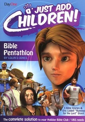 Bible Pentathlon  -     By: Colin D. Jones