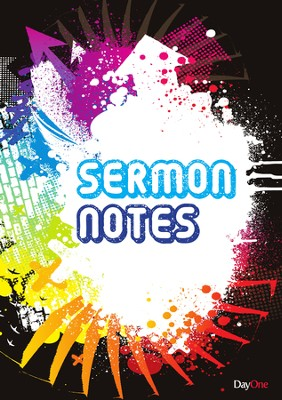 Sermon Notes, Black  -     By: Tirzah L. Jones
