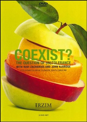 Coexist? The Question of (In)tolerance: Clemson University Open Forum  -     By: Ravi Zacharias