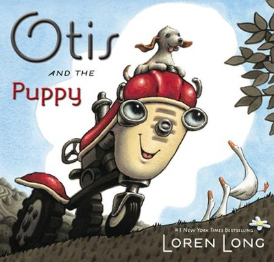 Otis and the Puppy  -     By: Loren Long     Illustrated By: Loren Long