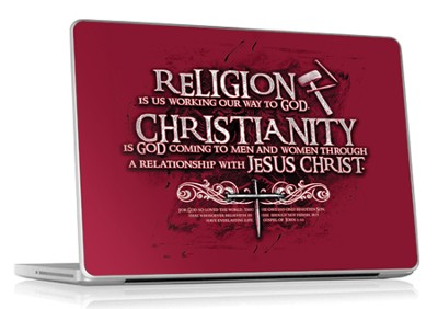 Christianity Laptop Skin  -
