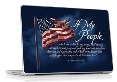 If My People Laptop Skin  -