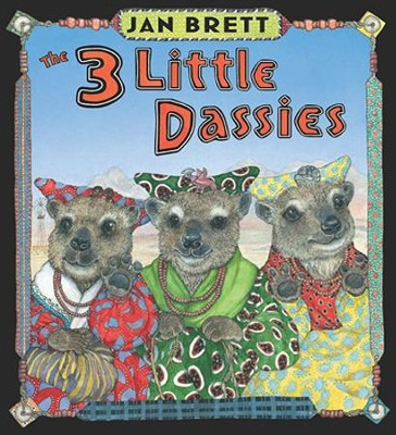 The 3 Little Dassies  -     By: Jan Brett