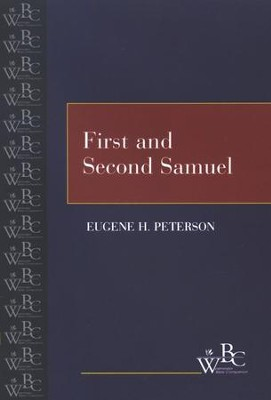 Westminster Bible Companion: First and Second Samuel   -     By: Eugene H. Peterson