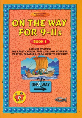On The Way for 9-11s, Book 3   -     By: TNT Ministries
