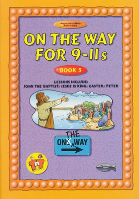 On The Way for 9-11s, Book 5   -