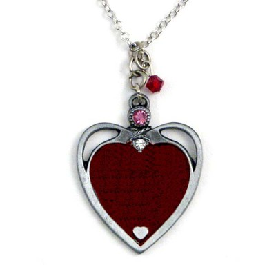 Heart of Love Pendant  -