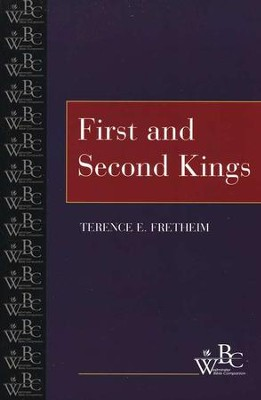 Westminster Bible Companion: First and Second Kings   -     By: Terence E. Fretheim