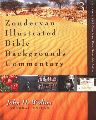 Zondervan Illustrated Bible Backgrounds Commentary, Vol. 3 1&2 Kings, 1&2 Chronicles, Ezra, Nehemiah, Esther  -     By: John H. Walton, David W. Baker, Daniel I. Block