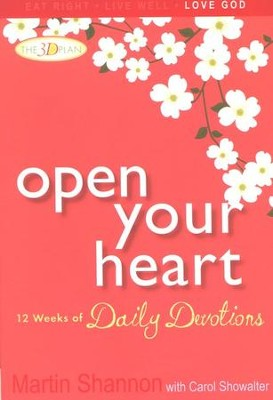 Open Your Heart  -     By: Martin Shannon, Carol Showalter