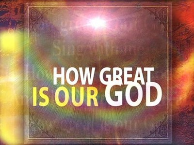 How Great Is Our God (Alternate Version) - Lyric Video SD  [Music Download] -     By: Promise Keepers