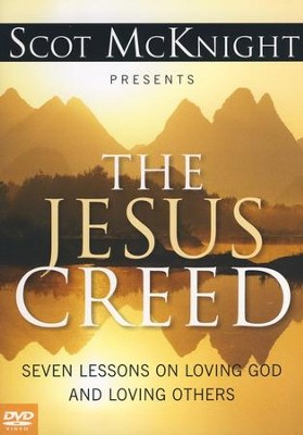 The Jesus Creed DVD  -     By: Scott McKnight