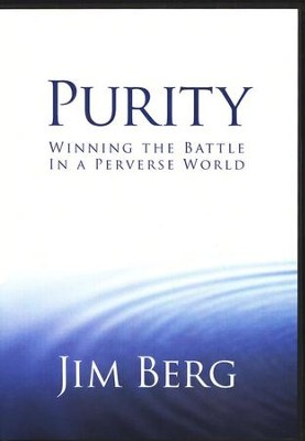 Purity: Winning the Battle in a Perverse World DVD   -     By: Jim Berg